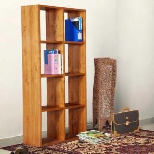 Rhodes Bookshelf- 8 Compartment 2